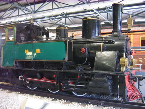1902'den beri Korunmuş Krauss Buhar lokomotifi İsrail Demiryolu Müzesi Sultan Abdulhamit Osmanlı Hicaz Tren Yolu Demiryolu II. Abdülhamid Han Treni