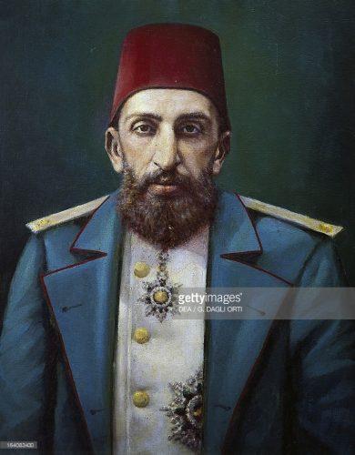 Sultan Abdülhamid Han ve Dönemi sempozyumu Dolmabahçe Şahzade Orhan Osmanoğlu ile Osmanlı Devleti padişahı II. Abdülhamid