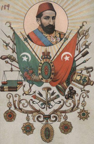 Osmanlı Devleti'nin 34. Padişahı Cennet Mekan  SULTAN ABDULHAMID Han, OTTOMAN turquie turkey