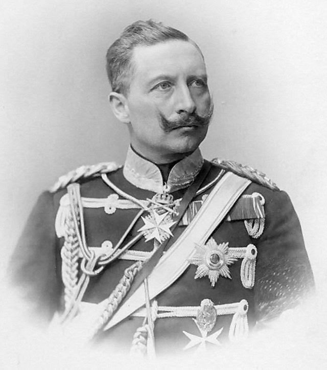 Kayser II. Wilhelmin 18 Ekim 1898de Hohenzollern İmparatorluk Yatı Ile İstanbula Gelirken Amacı Bağdat Demiryolu Projesini Hayata Geçirmekti