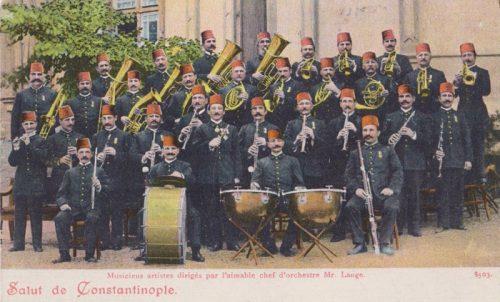 Musika-i Hümayun Osmanlı Askeri Bandosu
