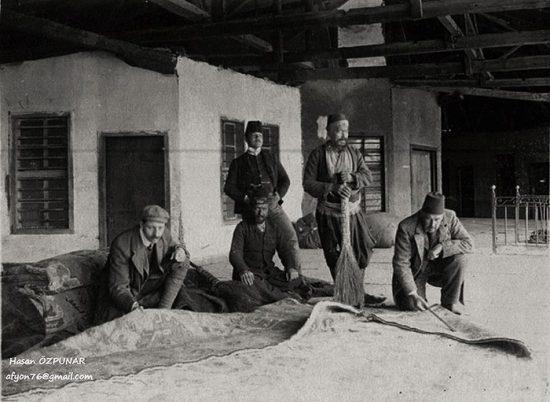 Osmanlı Dönemi Halıcılık, Abdülhamid Dönemi Halı, Uşak Halı Fabrikası