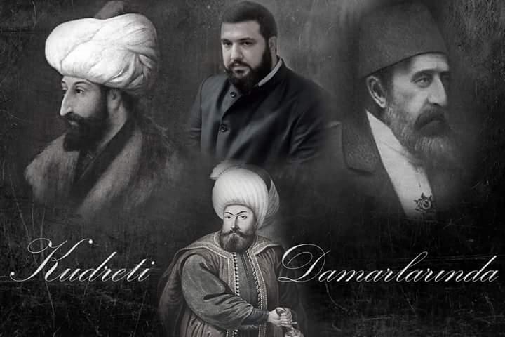 Sultan İkinci Abdülhamid Han 4. Kuşak Torunu Şehzade Abdülhamid Kayıhan Osmanoğlu Kimdir Hayatı Ve Hakkında Bilgiler