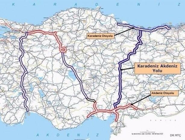 Sultan Abdülhamit Ve Abdulazizin Karadeniz Akdeniz Yolu Tasarısı Hayali Gerçek Oluyor. Karadeniz Akdeniz İpek Yolu Tasarısı Kopya