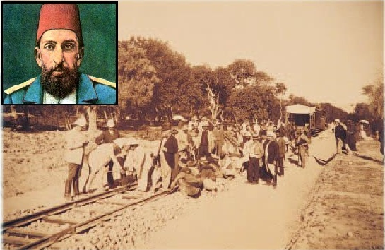 Hicaz Demiryolu İstanbul - Mekke Arasını 4 güne indirmişti