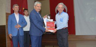 2. Abdülhamit Dönemi Konferansı Antalya . Osmanlı Sultanı Abdulhamid Paneli