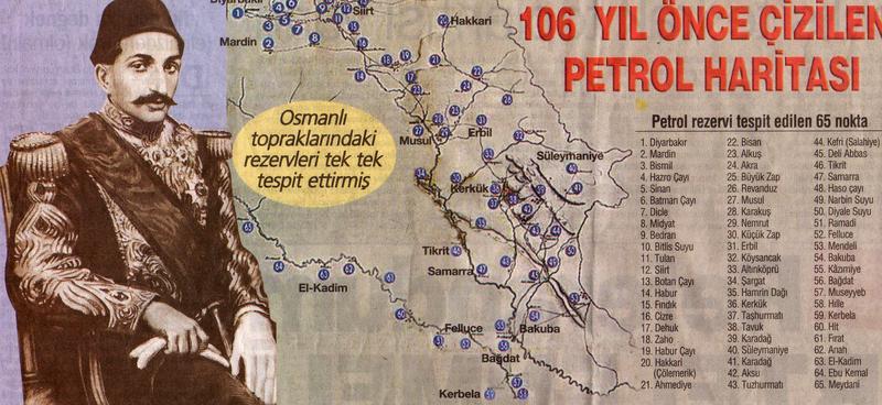 Abdülhamid Musul Ve Bağdat Petrollerini Nasıl Korudu