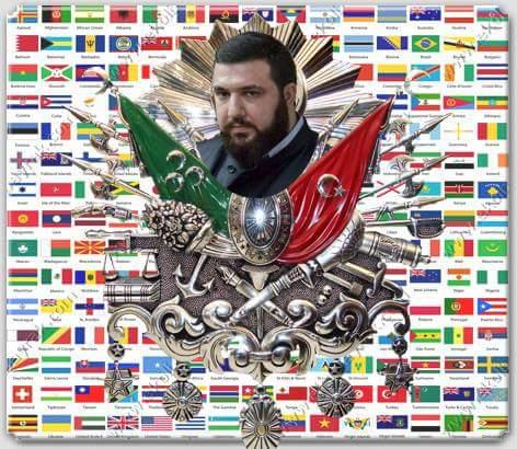 Sultan İkinci Abdülhamid Han 4. Kuşak Torunu Şehzade Abdülhamid Kayıhan Osmanoğlu Kimdir Hayatı Ve Hakkında Bilgileri