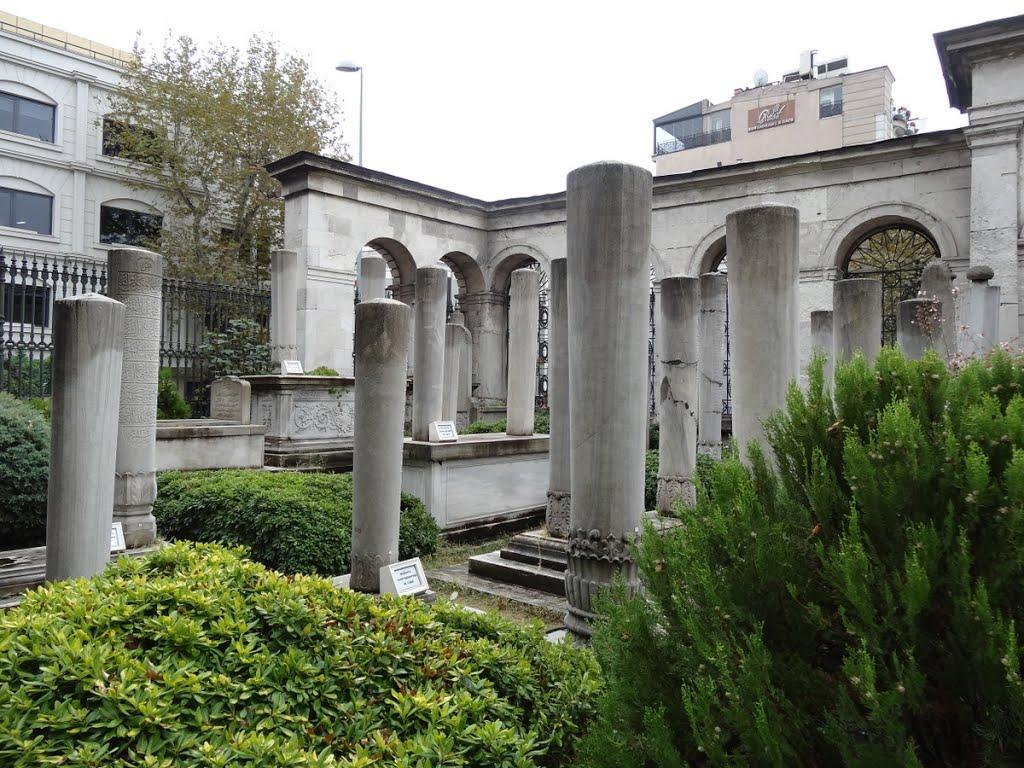 Sultan Abdulhamid II And Sultan Mahmud II Divan Yolu Divan Yolu Çemberlitaş Fatih Eminönü İstanbul
