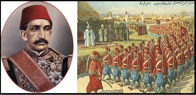 Abdulhamid Dönemi Askeri Islahatları Sultan 2. Abdülhamid Han Osmanlı