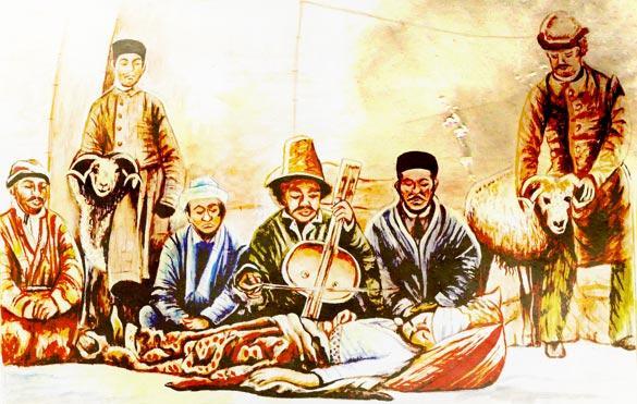 Osmanlı Musikisi Müzik Çalgıları Sınıflandırılması Ve Bilgileri Toplu Müzik Enstrümanlar çeşitleri çal Müzikal Aletleri çalgısı çalgıları
