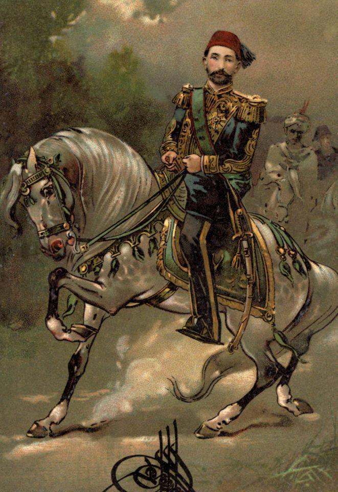 Osmanlı Sultanı Padişah 2. Abdülhamıd Han Kimdir Yaşamı Şahşiyeti Ve Önemli Siyasi Gelişmeler 1