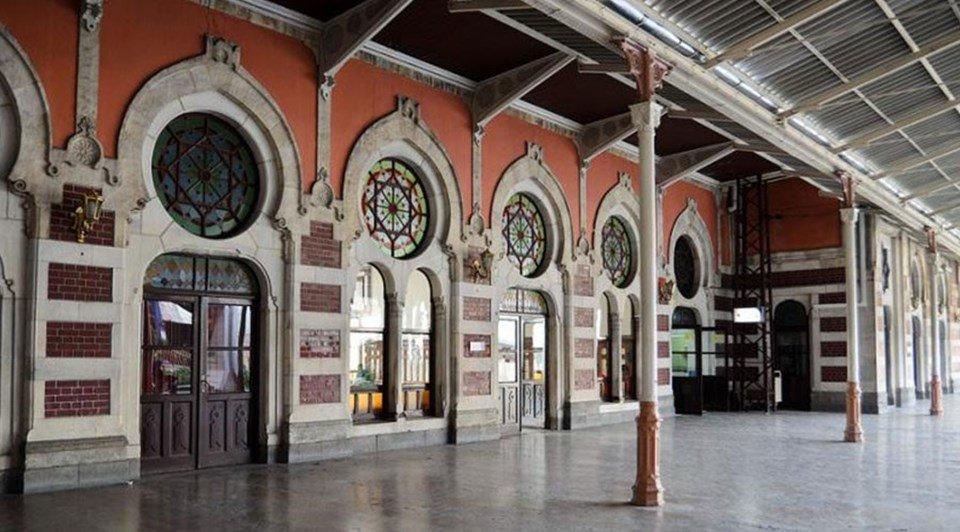 Osmanlı Tren Yolu Demiryolu II. Abdülhamid Han Sirkeci Garı Müze Haline Getirilecek Haberi Demiryolları Projeleri TCDD Türkiye Cumhuriyeti Devlet