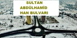 Sultan Abdülhamid Han Bulvarı Kayseri Adina Yakisir Bulvar 1