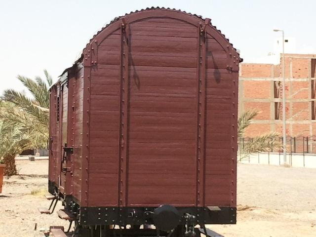 Tren Demiryolunun Savaşlardaki Rolü Umre Medine Tren İstasyonu Osmanlı Hicaz Tren Vagonu Demiryolu II. Abdülhamid Projeleri TCDD Türkiye Cumhuriyet Devlet