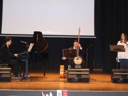 45. Sultan 2. Abdülhamid Dönemi Eserleri Ve Müzikleri Tanıtımı Konseri Eyüp Kültür Merkezi Piyano Yaylı Bendir Solist Tambur Piyano PiyanoTürk. .Güneş Yakartepe