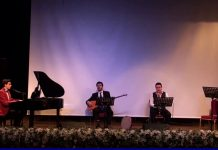 Muhayer Kürdi Saz Semaisi Osmanlı Musikisi Klasik Türk Müziği Sadi Işılay Kağıthane Belediye Konseri