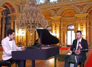 SON ENSTRÜMANTAL BESTE Osmanlı Esintileri Bayati Makam Klasik Saz Eseri Dolmabahçe Sarayı Yeni 2017 bestesi Genç besteci Güneş Yakartepe