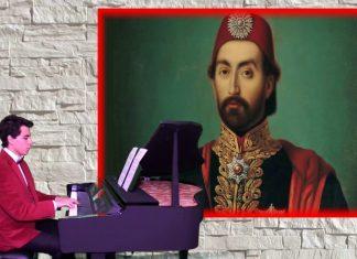 MECİDİYE MİLLİ MARŞI, Osmanlı Ulusal Resmi Marşları, Beste: Donizetti Paşa, Piyano Solo: Güneş Yakartepe Ottoman National Anthem, Ottomane Hymne National,