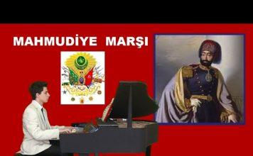 MİLLİ MARŞI, Osmanlı Ulusal Resmi Marşları, Beste: Donizetti Paşa, Piyano Solo: Güneş Yakartepe Ottoman National Anthem, Ottomane Hymne National,