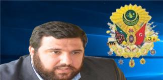 Ehzade Abdülhamid Kayıhan Osmanoğlu Efendi Hanedan Ailesi Reisi Harun Osmanoğlu Efendi'nin Oğlu Ve Sultan 2.Abdülhamid 4. Kuşak Torunudur