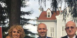 Ehzade Orhan Osmanoğlu Sultan 2. Abdülhamidin 4. Kuşak Torunu Ve Eşi Esra Gürkan Osmanoğlu Ile 1