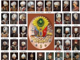 Osmanlı Padişahları Sıralaması