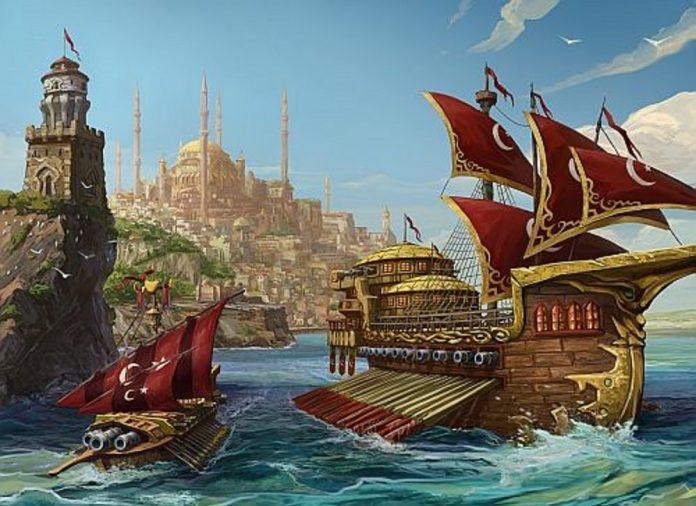Abdulhamid Dönemi Deniz Gücü Abdulhamid Dönemi Deniz Kuvvetleri Donanması Durumu Seafight Osmanlı Deniz Bahriye Savaş Gemi