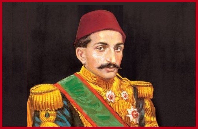 Osmanlı Sultanı Padişah 2. Abdülhamıd Han Kimdir Yaşamı Şahşiyeti Ve Önemli Siyasi Gelişmeler. Osmanlı İmparatorluğu Mazlum Padişahı
