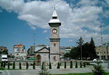 15 Kastamonu Saat Kulesi Sultan Abdulhamit Han Meşhur Saat Kuleleri