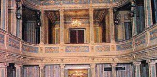Osmanlı Devleti Ve Sarayı Operaları Ve Operetleri Yıldız Sarayları Tiyatrosu Abdülham Görsel Sahne Sanatları İstanbul Yildiz Opera