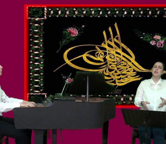VÜCUD İKLİMİNİN SULTANI SENSİN Sultan Abdülmecit Dönemi Osmanlı Sarayı Bestecileri Klasik Türk Musiki ve Müzikleri . Beste: Hacı Arif bey